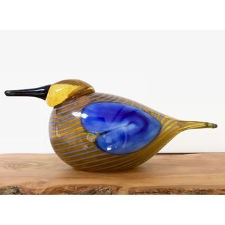 イッタラ(iittala)のOiva Toikka Blue Scaup Duck 2004年 アニュアル(置物)