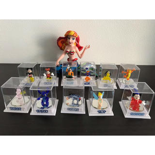 ディズニー(Disney)のガラス細工ディズニーランド購入一個800円(置物)
