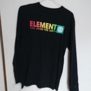 エレメント(ELEMENT)のエレメント(Tシャツ/カットソー(七分/長袖))