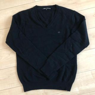 バックボーン(BACKBONE)のBACKBONE THE CLASSIC Vネックセーター(ニット/セーター)