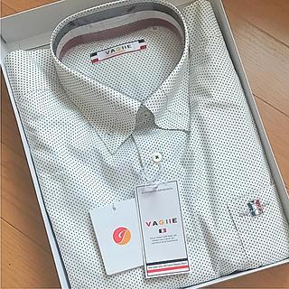バジエスポーツ(VAGIIE SPORT)の【新品未使用】VAGIIE  ワイシャツ(シャツ)
