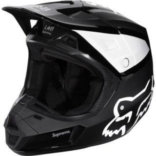 シュプリーム(Supreme)のsupreme fox racing helmet v2  black(ヘルメット/シールド)