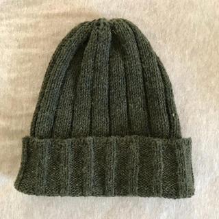ムジルシリョウヒン(MUJI (無印良品))の無印良品ニット帽(ニット帽/ビーニー)