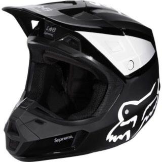 シュプリーム(Supreme)のsupreme fox racing v2  helmet black(ヘルメット/シールド)