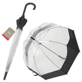ハンター(HUNTER)のハンター HUNTER バブル アンブレラ ビニール傘 長傘★数量限定(傘)