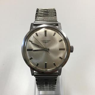 ロンジン(LONGINES)のロンジン アンティーク メンズ時計 稼働品(腕時計(アナログ))