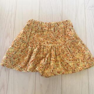 スタジオミニ(STUDIO MINI)のコーデュロイのキュロットスカート☆(スカート)