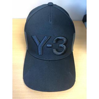 ワイスリー(Y-3)の【超美品】Y-3 キャップ(キャップ)