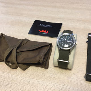 タイメックス(TIMEX)のナイジェルケーボン×タイメックスコラボウォッチ(腕時計(アナログ))