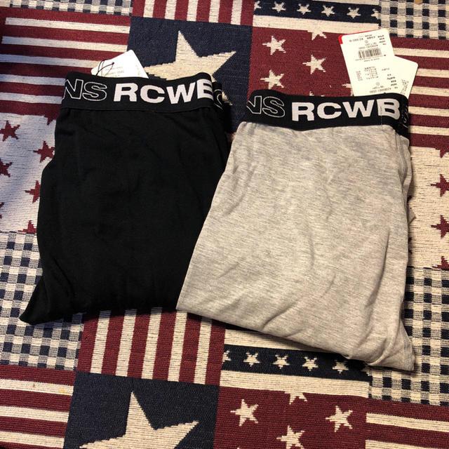 RODEO CROWNS WIDE BOWL(ロデオクラウンズワイドボウル)のPEAC レギンス レディースのレッグウェア(レギンス/スパッツ)の商品写真