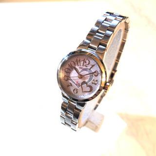 オリエント(ORIENT)の【ORIENT】ラウンド型 WD02-Q1-B  ソーラー腕時計 WH-1577(腕時計)