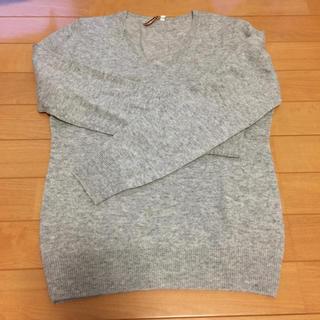 ムジルシリョウヒン(MUJI (無印良品))の無印良品   カシミヤニット(ニット/セーター)