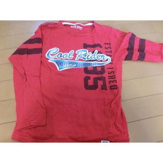 クルー(CRU)の160 boy クルーCяU長袖Tシャツ(Tシャツ/カットソー)