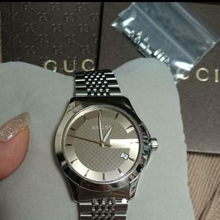 グッチ(Gucci)のGUCCI  Gタイムレス126046(腕時計(アナログ))