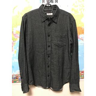 ソーイ(SOE)のsoe shirts ブラック シャツ(シャツ)