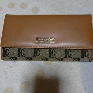 エンリココベリ(ENRICO COVERI)の長財布(財布)