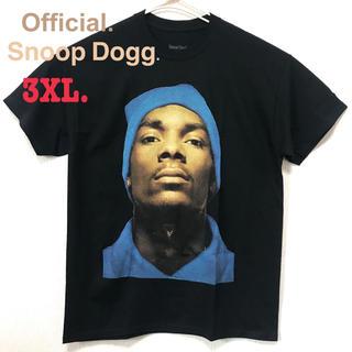 スヌープドッグ(Snoop Dogg)のGACCHANGさん専用 SNOOP DOGG Big Face Tee 3XL(Tシャツ/カットソー(半袖/袖なし))