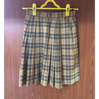 サントニブンノイチ(サントニブンノイチ)のチェック スカート Burberry風(ミニスカート)