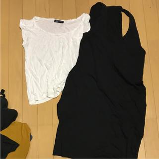 オルタナティブ(ALTERNATIVE)のTシャツ タンクトップワンピース(ひざ丈ワンピース)