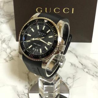 グッチ(Gucci)の⭐︎美品 格好いい!⭐︎GUCCI 腕時計(腕時計(アナログ))