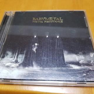 ベビーメタル(BABYMETAL)のdolce様専用 BABYMETAL CD+DVD(ポップス/ロック(邦楽))
