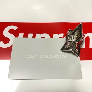 Cody Sanderson デップスター(リング(指輪))