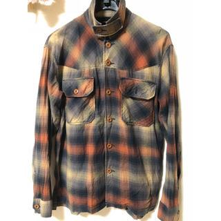 アディクト(ADDICT)のaddict チェックシャツ(シャツ)