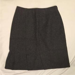 アトリエサブ(ATELIER SAB)のATElIER SAB グレー スカート フォーマル スーツ(ひざ丈スカート)