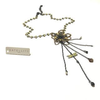 アガタ(AGATHA)のSatellite Paris サテリット ネックレス(ネックレス)