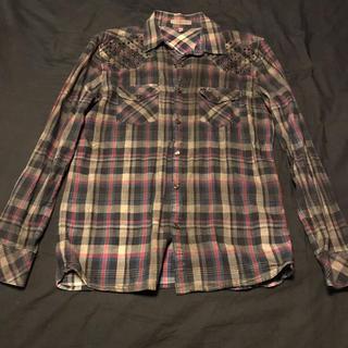 セブンフォーオールマンカインド(7 for all mankind)の7 for all mankind チェックシャツ(シャツ)