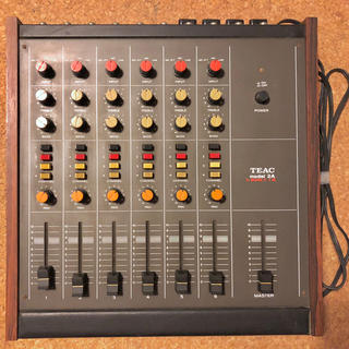 Teac TASCAM Audio mixer M2-A [ジャンク](ミキサー)