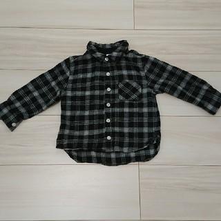 MUJI (無印良品) - 無印良品 長袖 シャツ