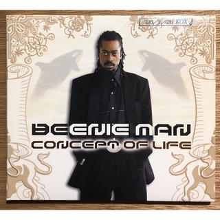 BEENIE MAN / Concept of Life(クラブ/ダンス)
