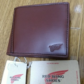 レッドウィング(REDWING)の未使用*REDWING*財布*レッドウイング(折り財布)