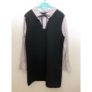 エンビールック(ENVYLOOK)の韓国ファッション ワンピース(ミニワンピース)