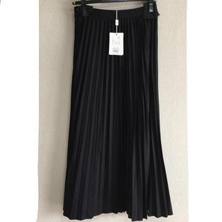 新品未使用)CLANE マキシプリーツスカート