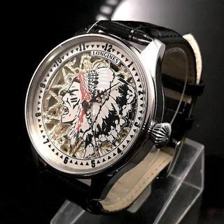 ロンジン(LONGINES)のロンジンのアンティーク時計   限定 アクアノウティ ック グラハム(腕時計(アナログ))