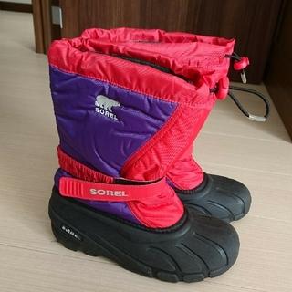 ソレル(SOREL)のソレル 冬用ブーツ 24㎝(ブーツ)