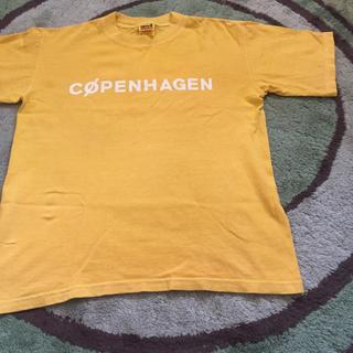 アンビル(Anvil)の黄色 Tシャツ(Tシャツ(半袖/袖なし))