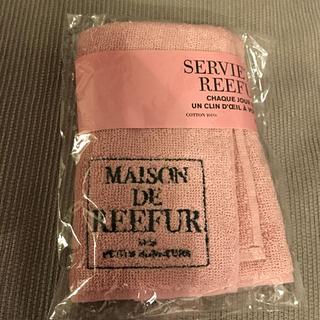 メゾンドリーファー(Maison de Reefur)のぷりん♡さま専用 メゾンドリーファー ミニタオル(ハンカチ)