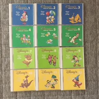 Disney - ディズニー英語システム CD