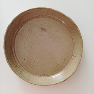ハクサントウキ(白山陶器)の作家もの 平皿 陶器(食器)