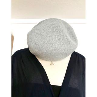 ジュジュリエ/jou jou lier ベーシックベレー帽 GHT7658(ハンチング/ベレー帽)