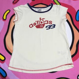 アディダス(adidas)のadidas♡Tシャツ(Tシャツ/カットソー)