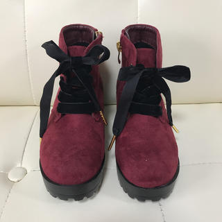子供ブーツ