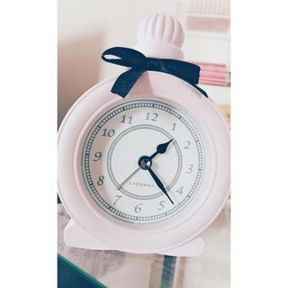 フランフラン(Francfranc)のフランフラン 置き時計、目覚まし時計(置時計)