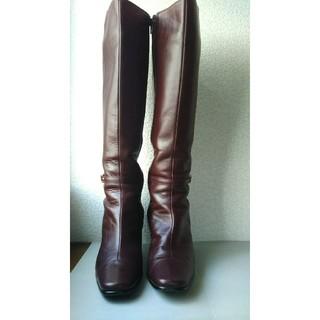 バークレー(BARCLAY)のロングブーツ   23cm(ブーツ)