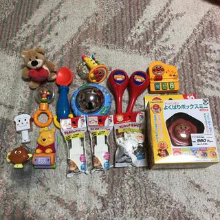 アガツマ(Agatsuma)の赤ちゃんのおもちゃセット(がらがら/ラトル)