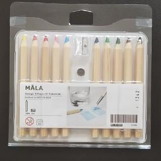 イケア(IKEA)のIKEA モーラ 色鉛筆(色鉛筆 )