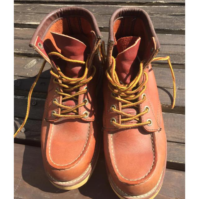 REDWING(レッドウィング)のレッドウィング☆ブーツ レディースの靴/シューズ(ブーツ)の商品写真